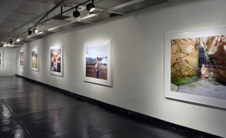 Marshall Scheuttle's <em>Borderland</em>: an amazing debut solo show.