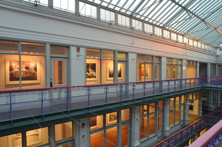 CEPA Gallery, Buffalo NY - Interior