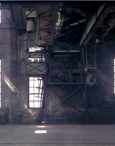 CEPA Gallery Art Collection - The Architectural Photography of Patricia Layman Bazelon - Steel