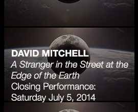 Closing Reception and Performances: A Stranger in the Street at the Edge of the Earth