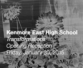 Kenmore East Photography Student Show