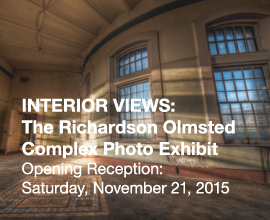Interior Views: The Richardson Olmsted Complex