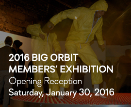 2016 Big Orbit Members' Exhibition