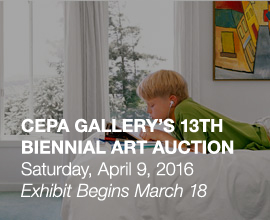 CEPA Gallery's 13th Biennial Art Auction