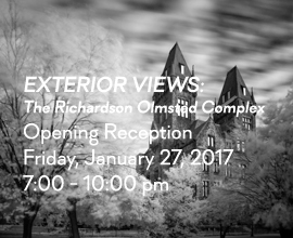 Exterior Views: The Richardson Olmsted Complex