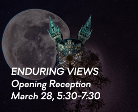ENDURING VIEWS: THE RICHARDSON OLMSTED CAMPUS EXHIBITION