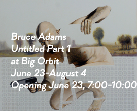 Bruce Adams: Untitled Part 1