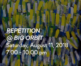 Autism Services Presents: REPETITION