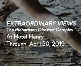 EXTRAORDINARY VIEWS: THE RICHARDSON OLMSTED PHOTO COMPETITION EXHIBIT