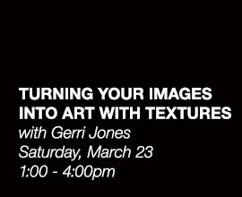 Turning Your Images into Art with Textures