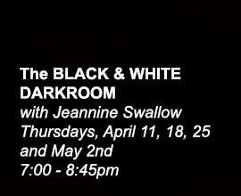 The Black & White Darkroom