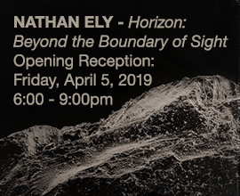 Nathan Ely – Horizon: Beyond the Boundary of Sight