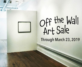 Off the Wall Art Sale