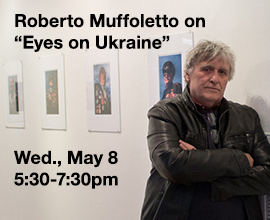 Talk with Roberto Muffoletto