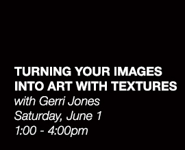 Turning Your Images into Art with Textures – copy