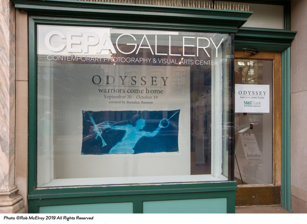 Exhibit Images – from Odyssey | Warriors Come Home